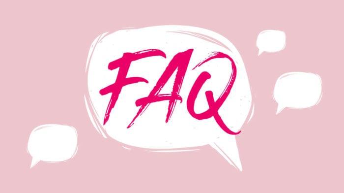 Kommt meine Box pünktlich? Wir beantworten die wichtigsten Fragen rund um deine GLOSSYBOX!