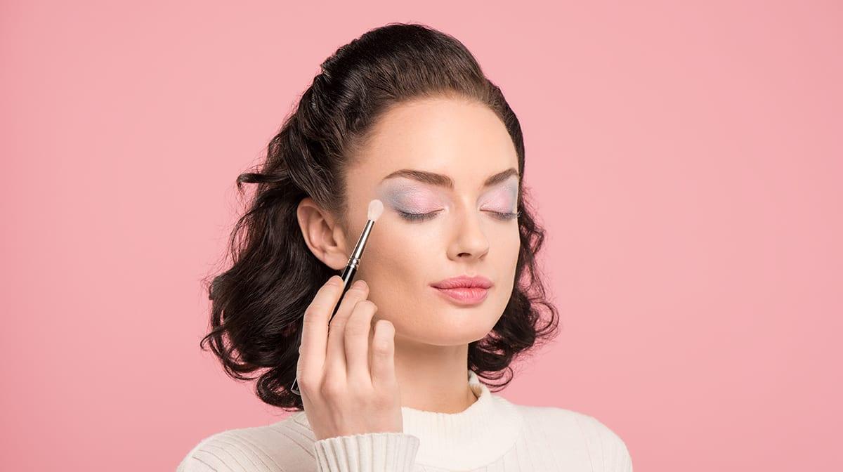 Augen-Make-up Wolke Sieben 3