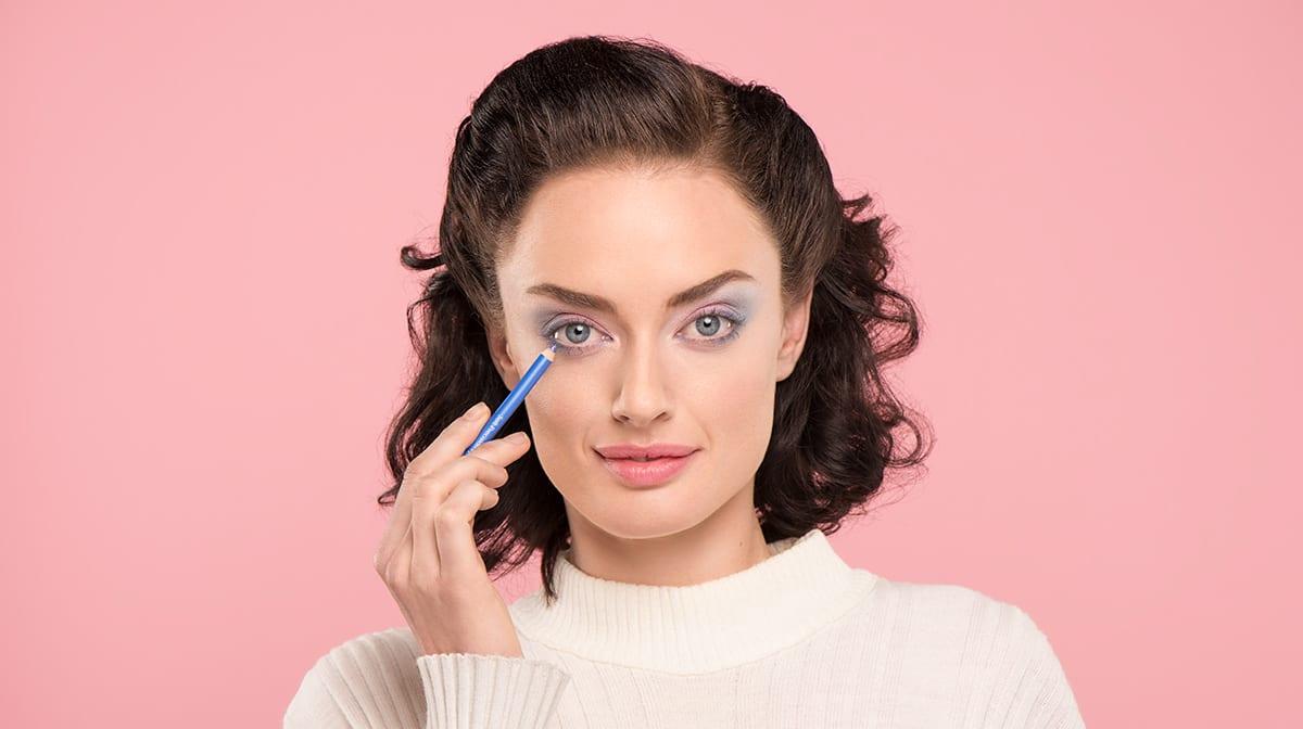 Augen-Make-up Wolke Sieben 4