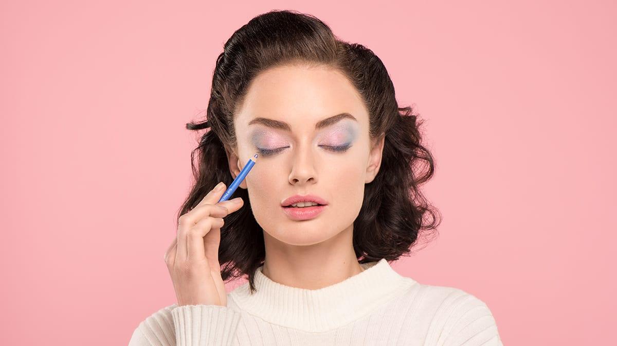 Augen-Make-up Wolke Sieben 5