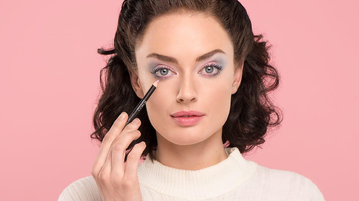 Augen-Make-up Wolke Sieben 6