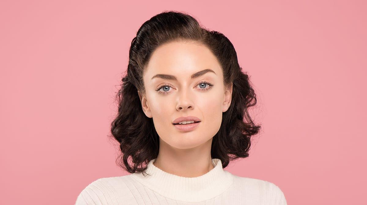 Augen-Make-up Wolke Sieben 1