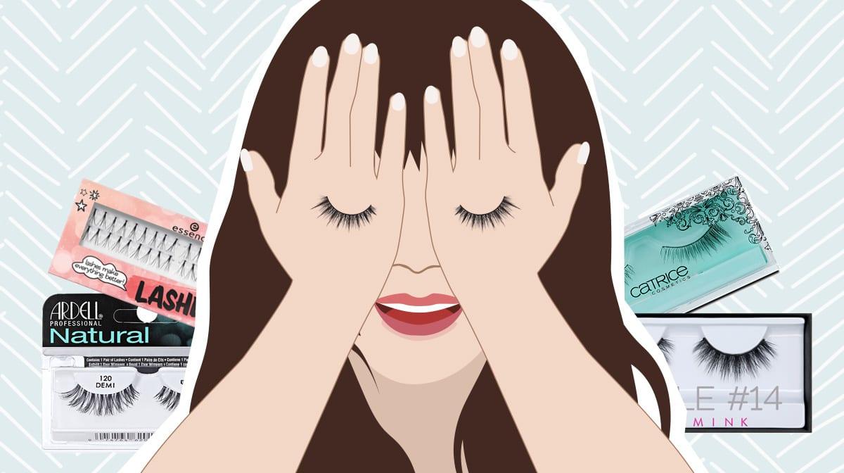 #LashesLove: Mit diesem Guide findest du falsche Wimpern, die zu dir passen!