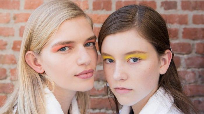 Treib es bunt ... mit diesen Make-up-Looks auf deinen Augenlidern