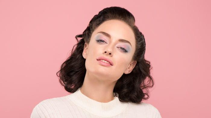 """GLOSSY Looks: Kreiere dein Augen-Make-up im """"Wolke Sieben""""-Style!"""