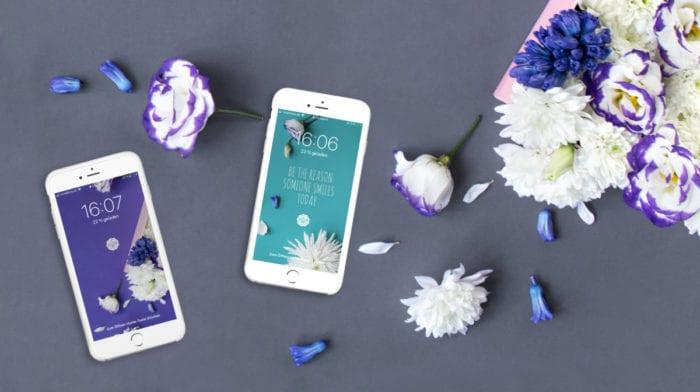 Deine GLOSSY Wallpaper im März: Hol dir den Frühling auf dein Handy, PC oder Tablet!