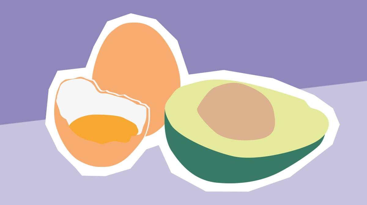 Darum sind Eier wahre Beauty Booster_Haarmaske