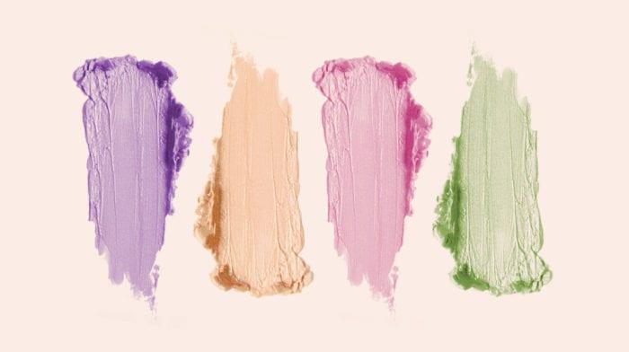 Trend Color Correcting: So sorgt bunter Concealer für einen makellosen Teint