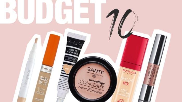 #budgetbeauty: Die besten Concealer unter 10 Euro gegen Anzeichen von Frühjahrsmüdigkeit