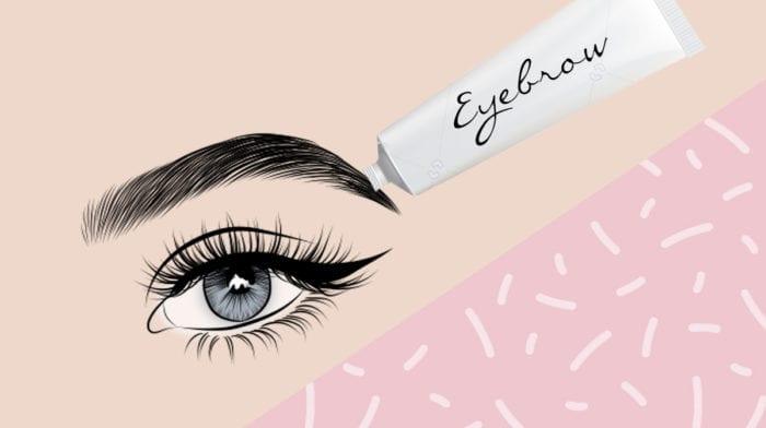 Augenbrauen on fleek: Diese Extensions aus der Tube machen es möglich!