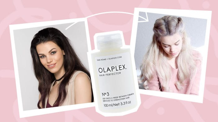 Gewinnspiel: Von Schwarz auf Blond färben? Ja, aber nur mit Olaplex!