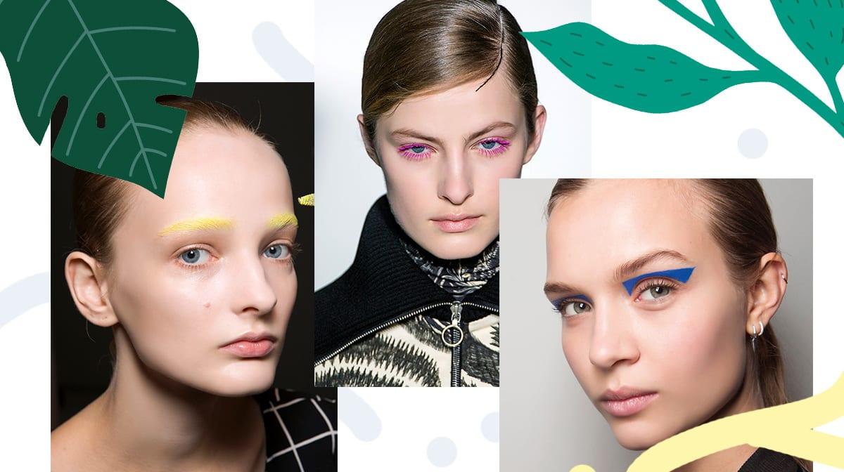 Ciao Wintergrau! 5 exotische Looks, die Farbe in deinen Alltag bringen
