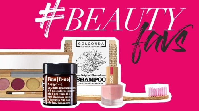 #beautyfavs: Öko, bio, cool! Wir lieben diese nachhaltigen Beauty-Produkte