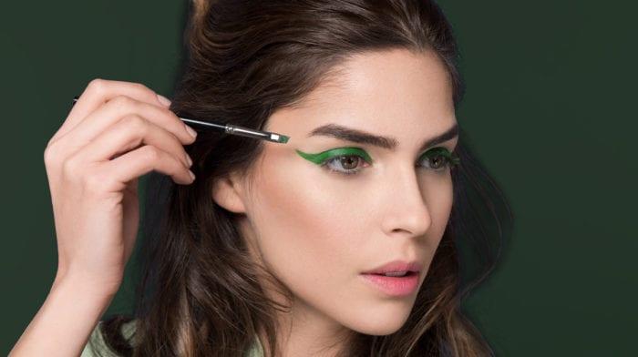 Diese Farbe wird für Make-up-Looks unterschätzt – aber damit ist nun Schluss!