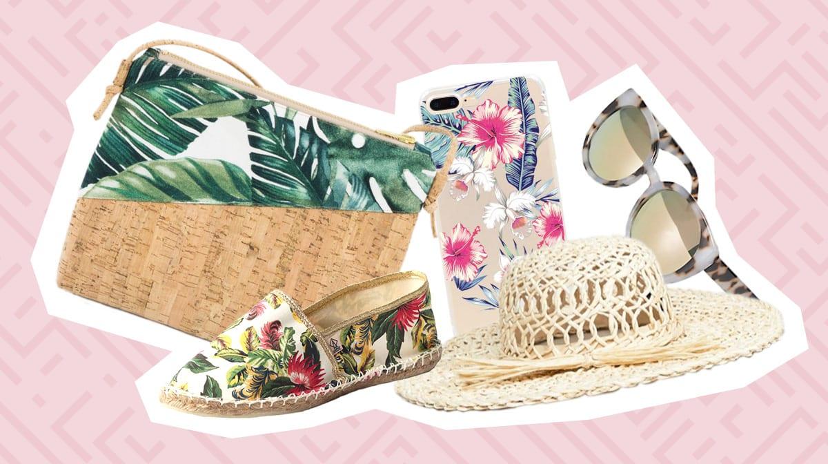 GLOSSY Fashion Picks: Wir lieben diese Accessoires im Dschungellook!