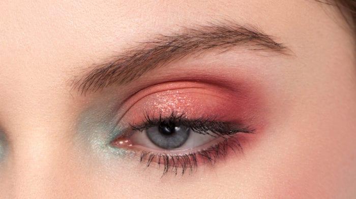 GLOSSY Tutorial: Peach Eyeshadow ist ein Look, den wirklich jeder tragen kann