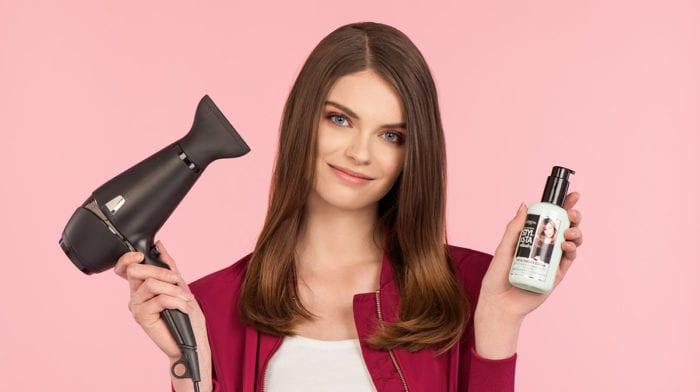 GLOSSY Tutorial: So sieht dein Blow Dry aus wie vom Salon