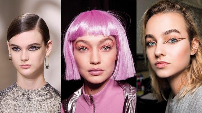 Trend Graphic Eyeliner: Wie du den Laufsteg-Look in deinen Alltag integrierst