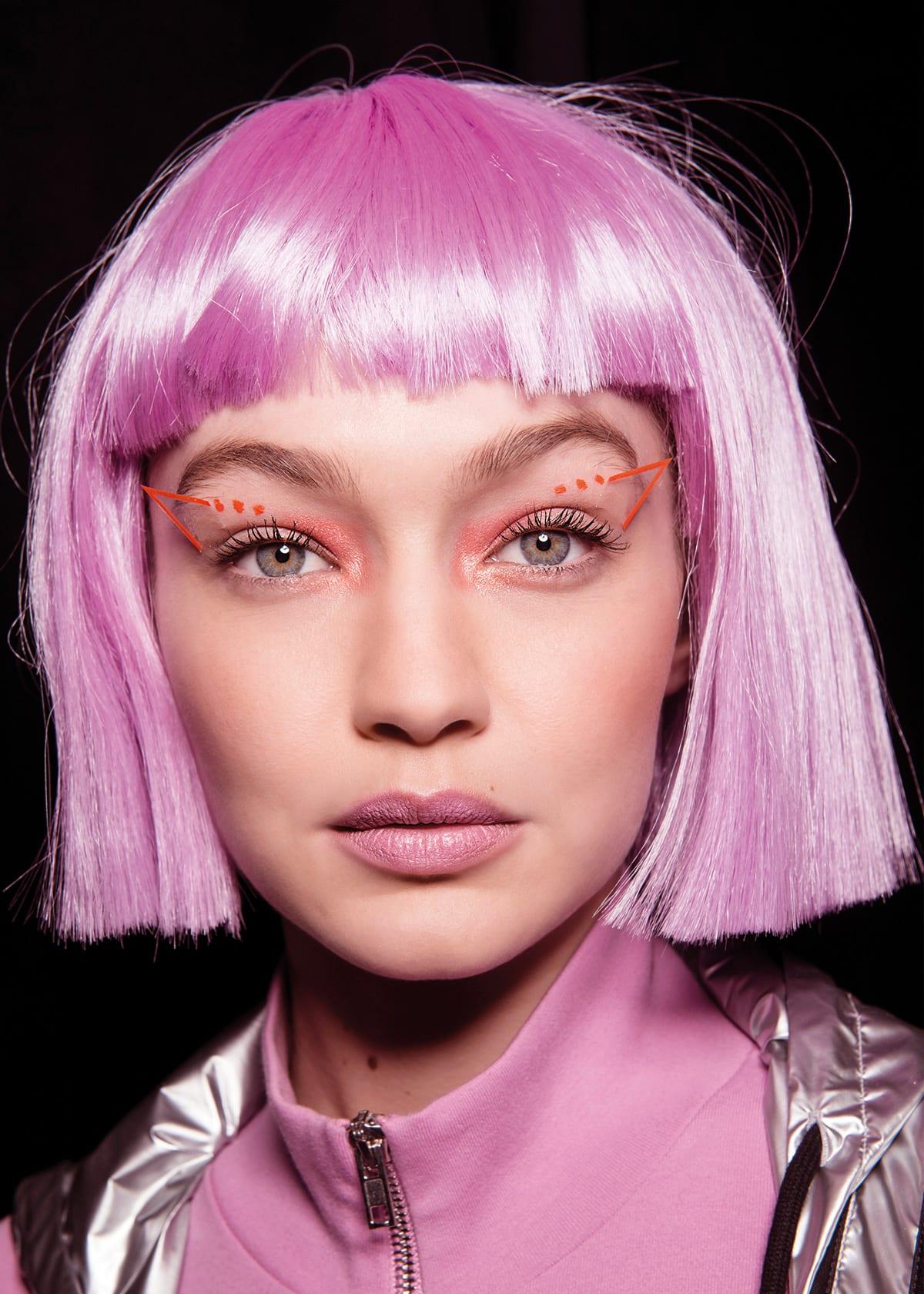 Graphic Eyeliner_jeremyScott