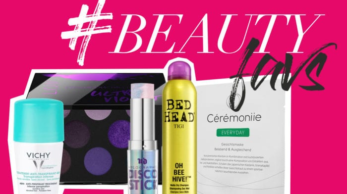 #beautyfavs: Diese 8 monsterstarken Beauty-Helfer müssen mit zum Festival