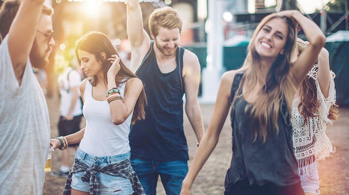GLOSSY Quiz: Welcher Festivaltyp bist du?