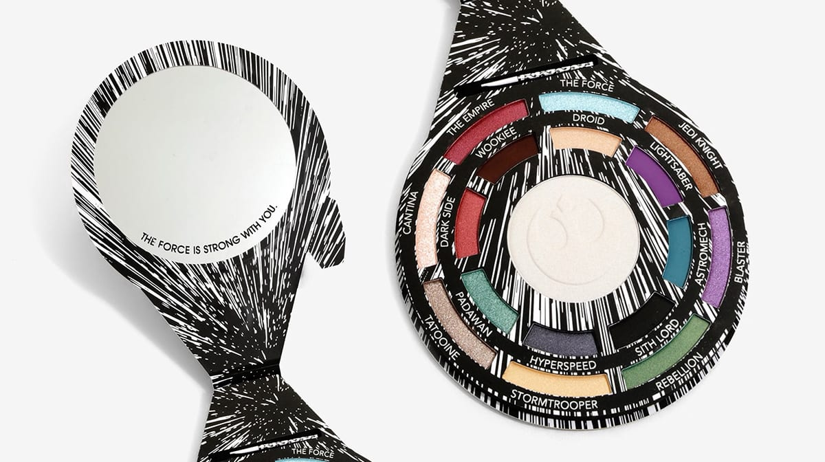 May the beauty force be with you! Diese Make-up-Kollektion ist galaktisch gut
