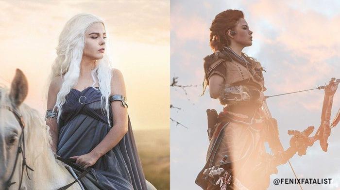 Diese Cosplayer verblüffen uns mit ihren erstaunlichen Make-up-Kreationen