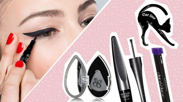 Beauty-Helfer wanted! Diese Eyeliner-Tools musst du haben