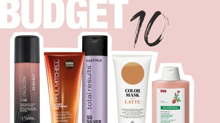 #budgetbeauty: Diese Booster erfrischen deine Haarfarbe für unter 10 Euro