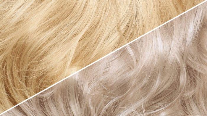 Gelbstich entfernen ohne Silbershampoo? Damit erhältst du dein kühles Blond!