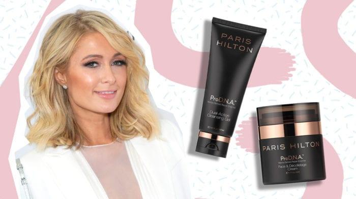 What? Paris Hilton launcht innovative Pflegelinie, die das Anti-Aging revolutioniert!