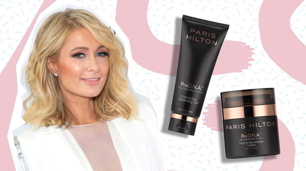 What? Paris Hilton launcht innovative Pflegelinie, die das Anti-Aging revolutioniert!