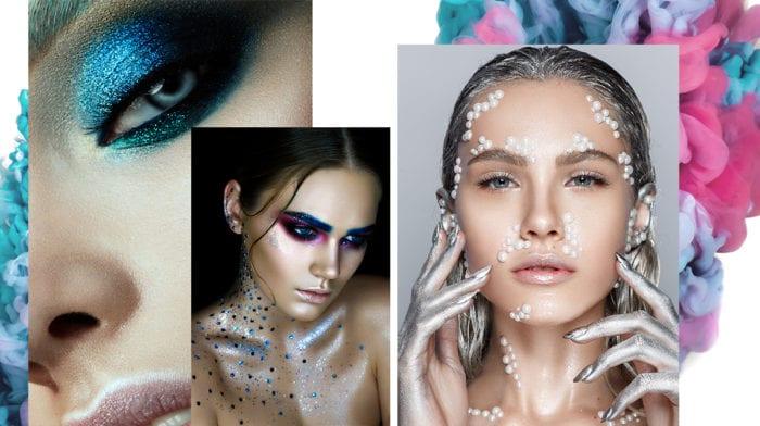 Diese Make-up-Looks sind von Meerjungfrauen inspiriert und sie sind so OMG!