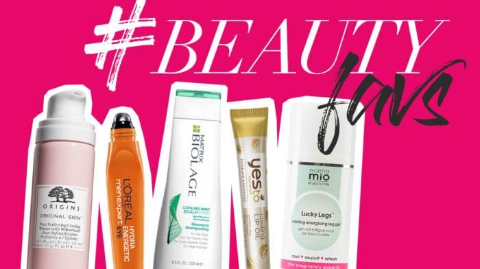 #beautyfavs: Diese Produkte haben einen echten Cooling-Effekt