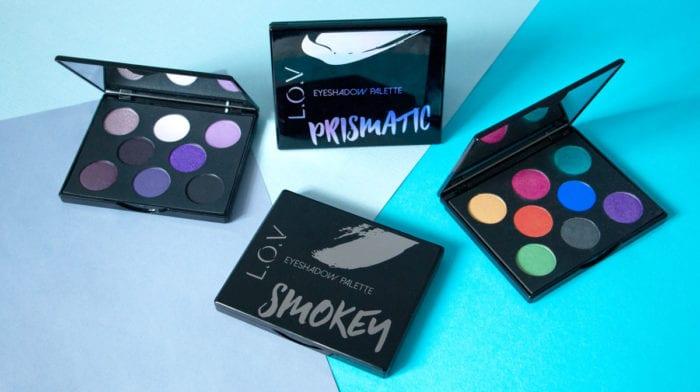 Gewinnspiel: Is it L.O.V? Diese Make-up-Paletten brauchst du für dein schillerndes Make-over