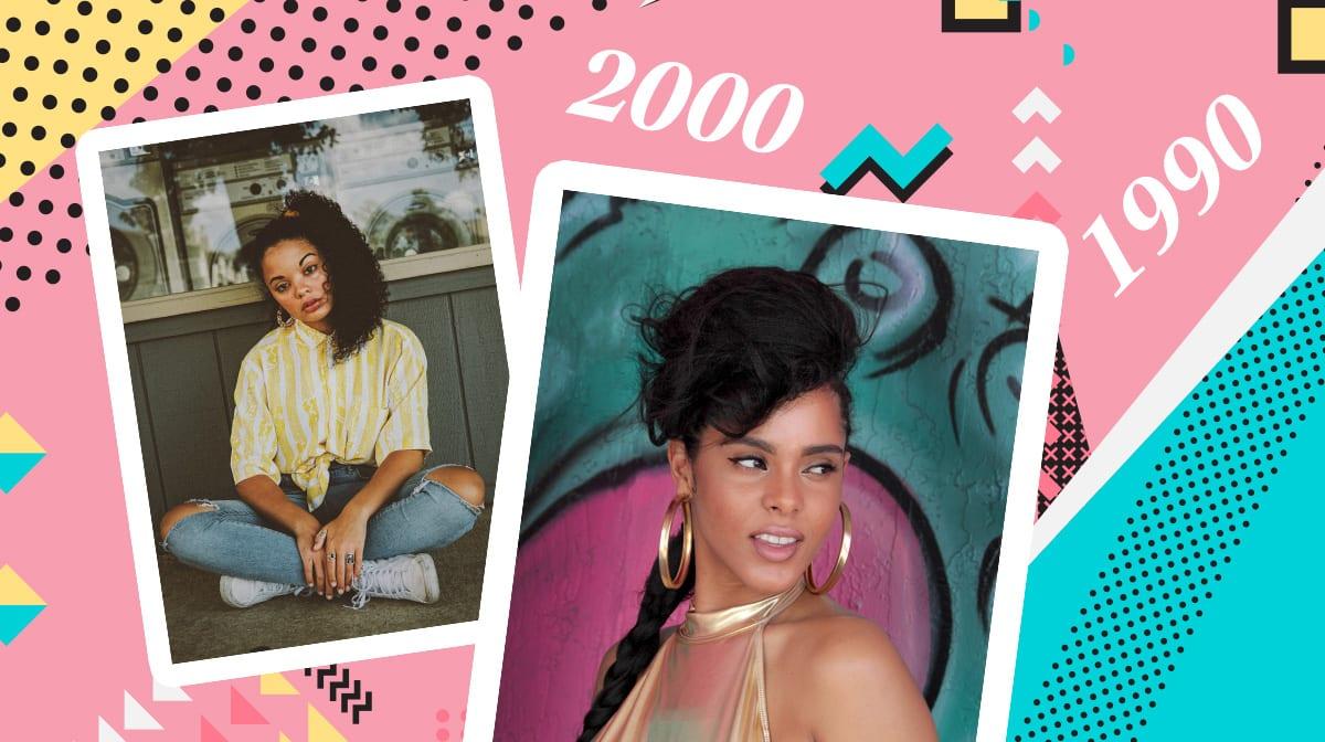 Make-up-Looks von 1980 bis 2018: Und welcher war in deinem Geburtsjahr trendy?