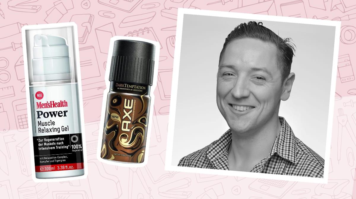Diese Beauty-Produkte liegen auf unsern GLOSSY Schreibtischen_Glossies_Eddie