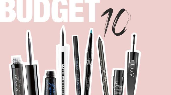 #budgetbeauty: Die besten wasserfesten Eyeliner unter 10 Euro!