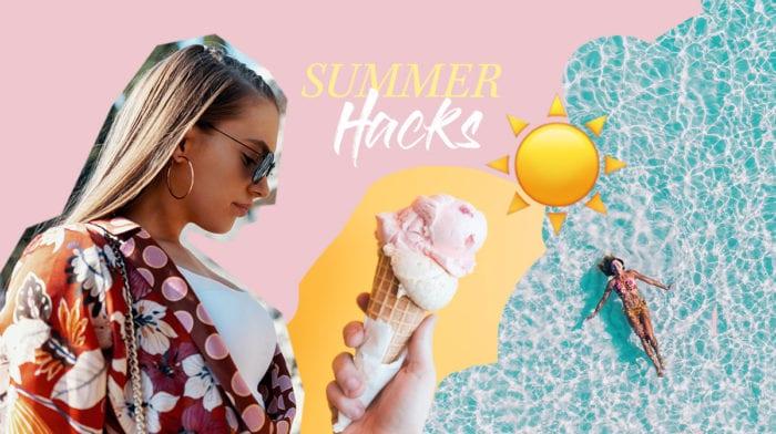 Von YouTuberinnen getestet: Das sind die besten Sommer-Beauty-Hacks