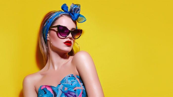 Throwback Beauty! Interpretiere diese Looks im Sixties-Style neu