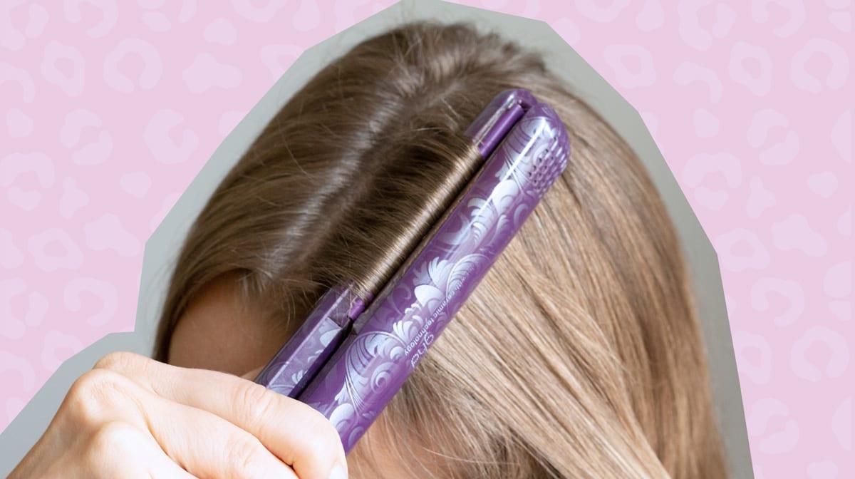 GLOSSY Hack: Dickeres Haar gefällig? Dafür gibt es einen einfachen Trick