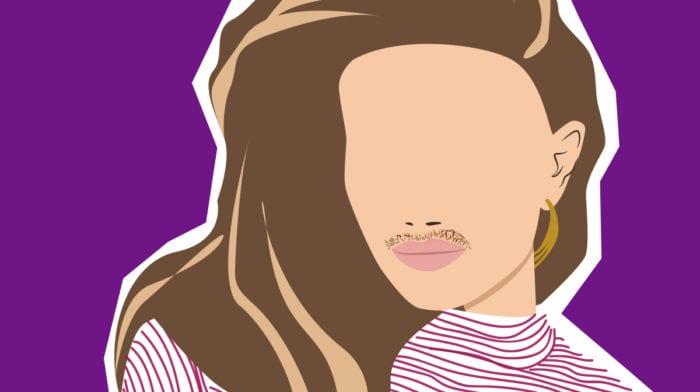Haarige Sache: Diese Frau räumt mit gängigen Beauty-Idealen gewaltig auf