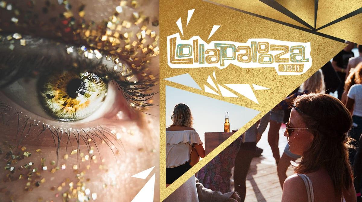 Festivallooks: Das Lollapalooza hält beautytechnisch mit dem Coachella mit!