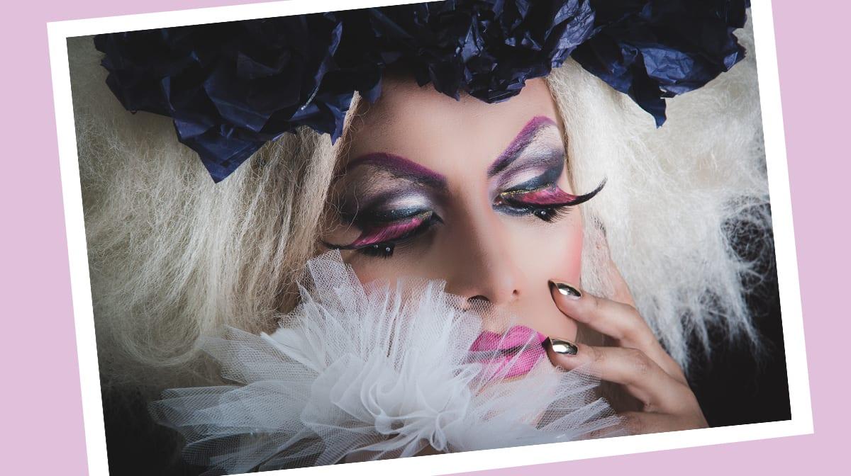 Schillernd schön! Diese Make-up-Tricks können wir von Dragqueens lernen