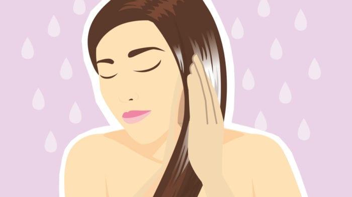 Feines bis lockiges Haar! So wäschst du deine Mähne richtig