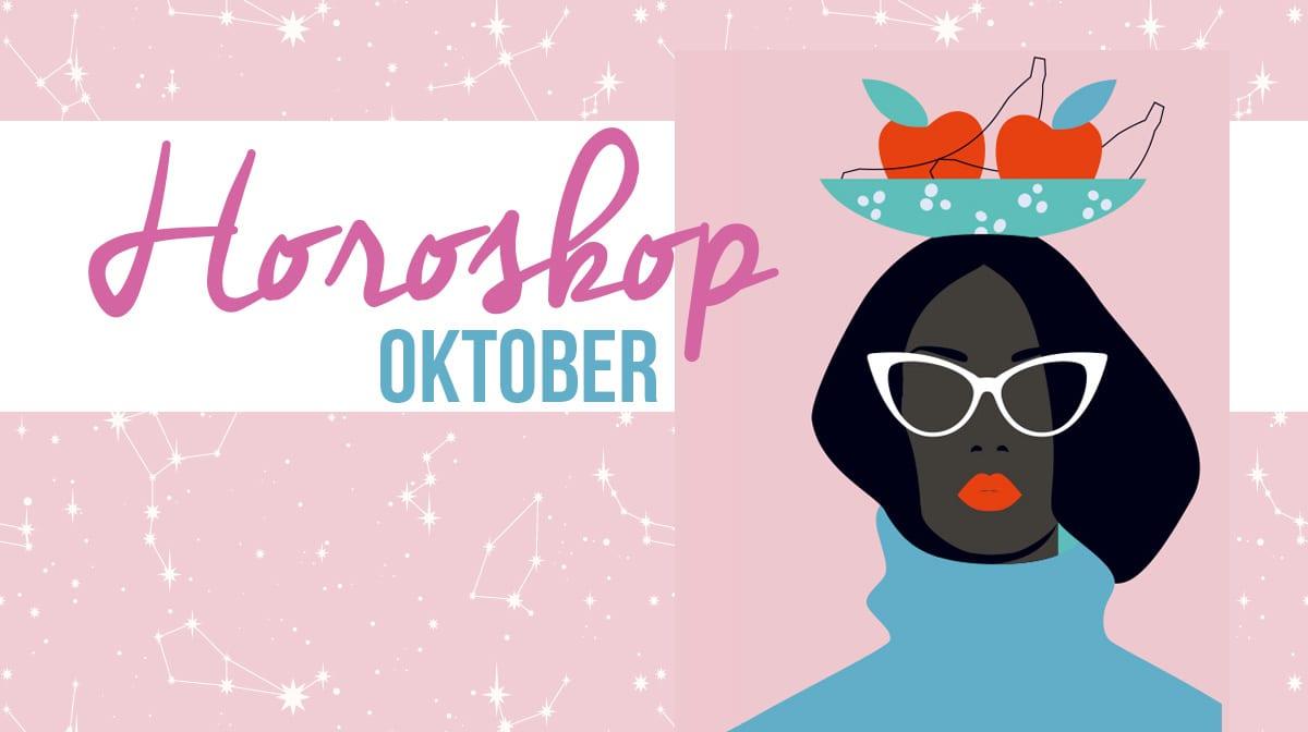 GLOSSY Horoskop: Das sagen deine Beauty-Sterne im Oktober