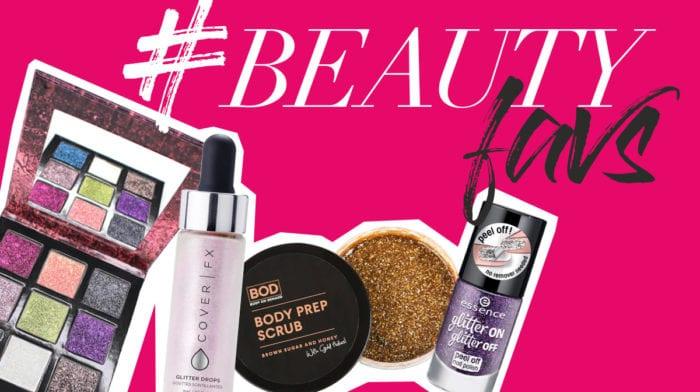 #beautyfavs: Mit diesen Produkten zauberst du dir schönstes Glitzer ins Gesicht!