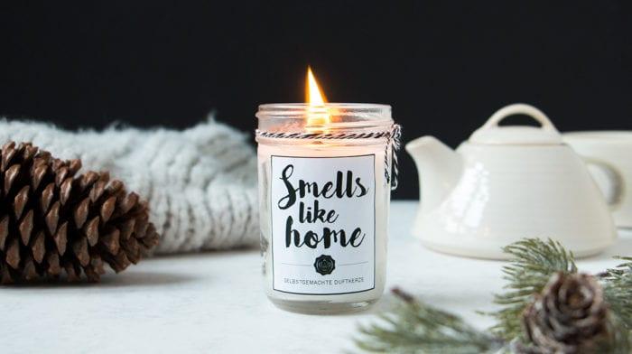 GLOSSY DIY: Mach dir deine Duftkerze einfach selbst!