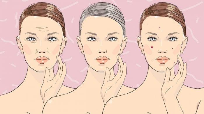 Stress! DAS passiert dabei mit deinem Aussehen