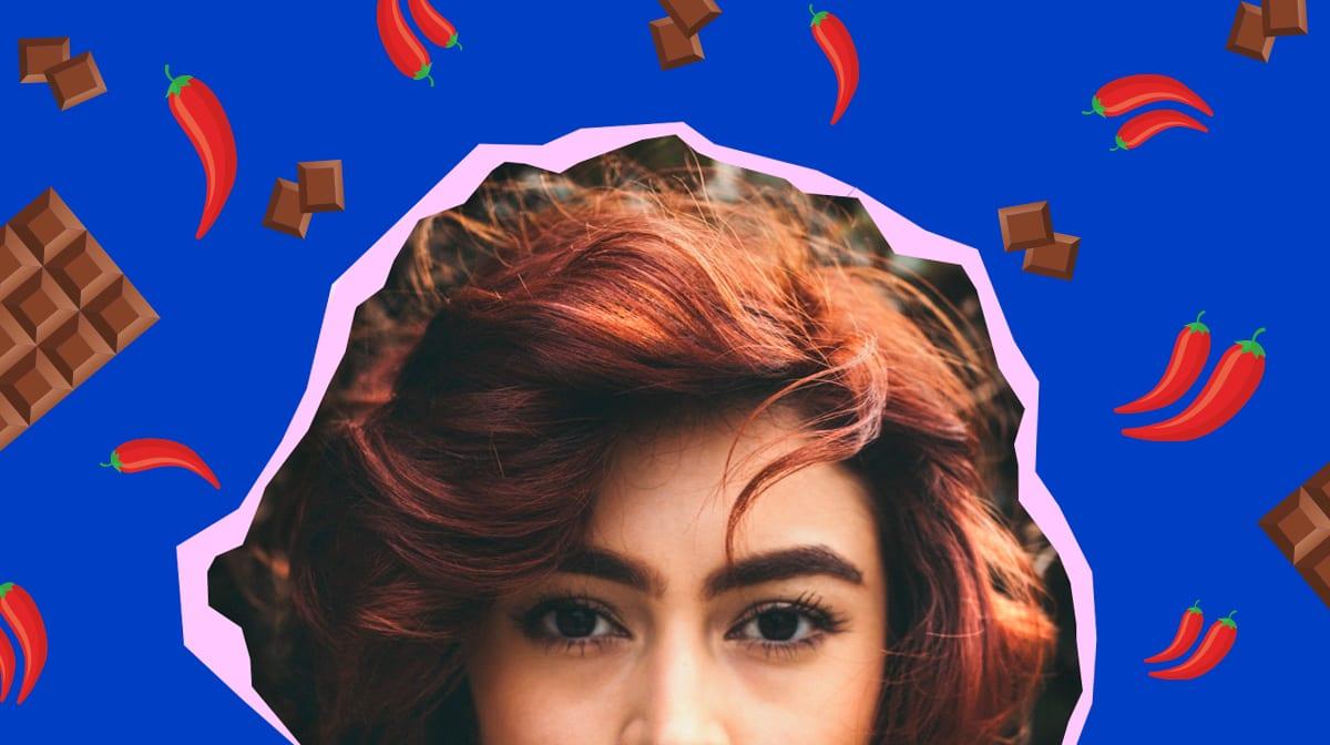 Ist Chocolate Chili Hair der perfekte herbstliche Haartrend für Brünette?